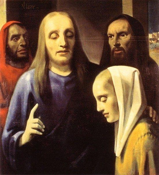 Vermeer's Fakes