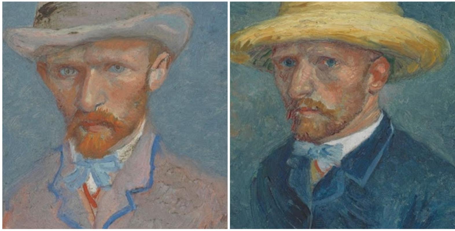 Всё дело в шляпах: учёный утверждает, что музей путает портреты двух Ван Гогов