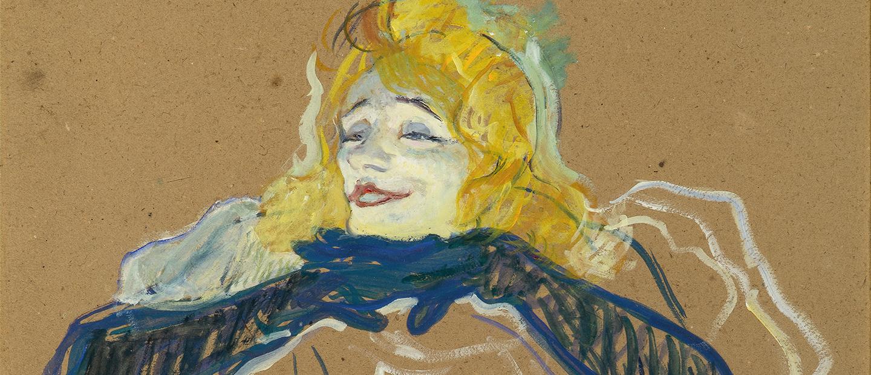 Le Grand Palais presents retrospective of Toulouse-Lautrec