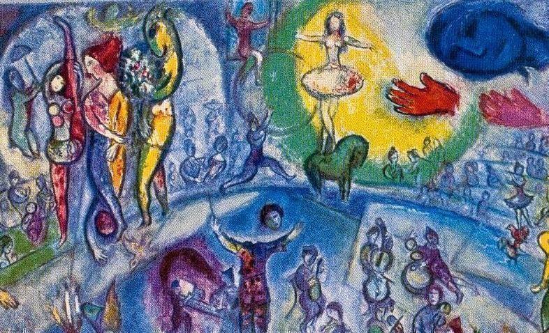Шагал в лидерах и 2,5% мирового аукционного рынка – доклад artnet к Московской биеннале