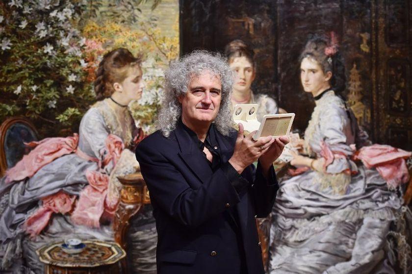 Стереографии из коллекции Брайана Мэя плюс викторианские шедевры Tate Britain - даешь объем для публики!