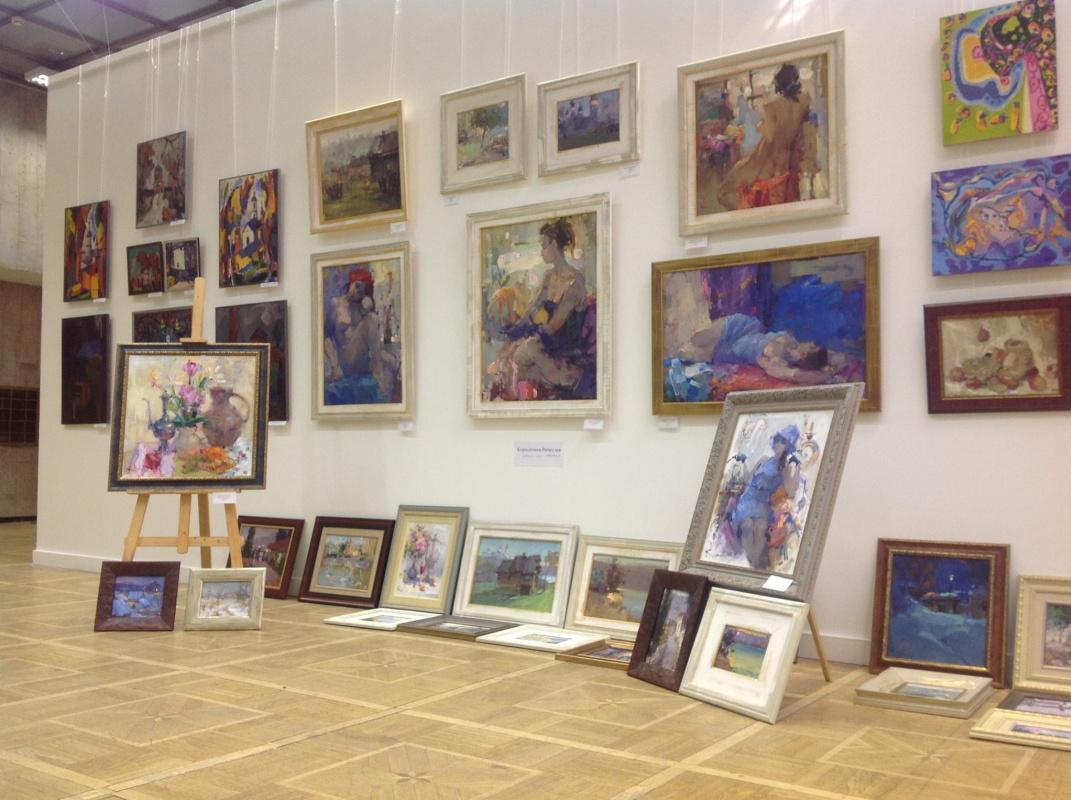 Юбилейное «Отражение 5» от мастеров «Скользящего света» - в Центральном Доме Художников