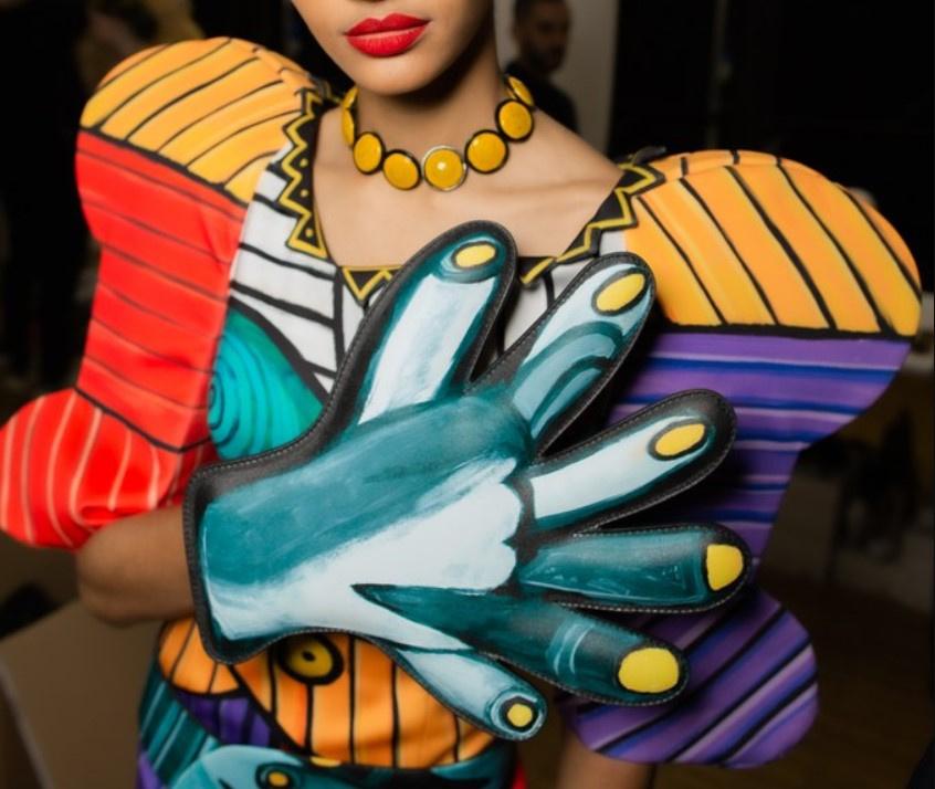 Страсти по Пикассо от Moschino. Коллекцию, посвященную гению, показали в Милане