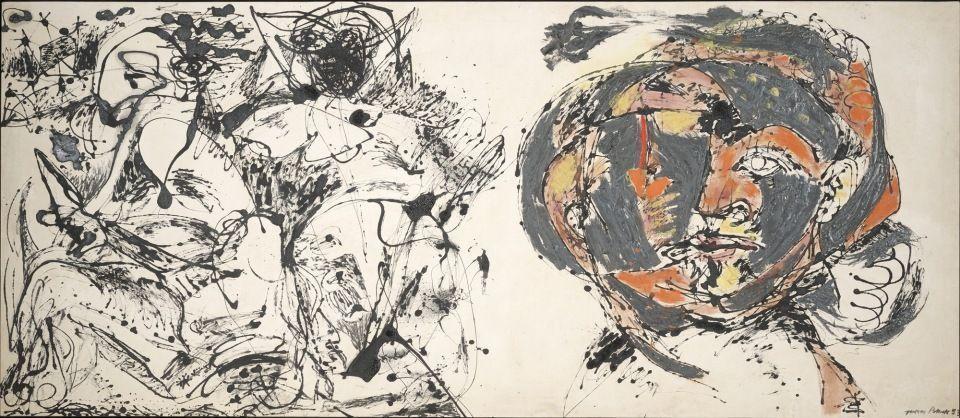 Живопись на грани нервного срыва: выставка позднего Поллока в Ливерпуле