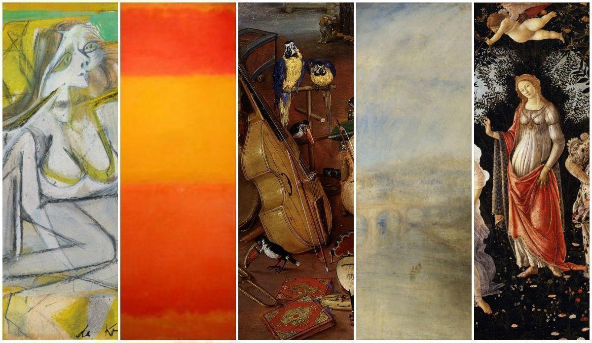 Искусство слышать: живопись, которая поет. Часть II