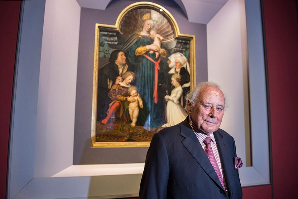 «Гаечный король» выставил  в музее Берлина 400 произведений из своей коллекции