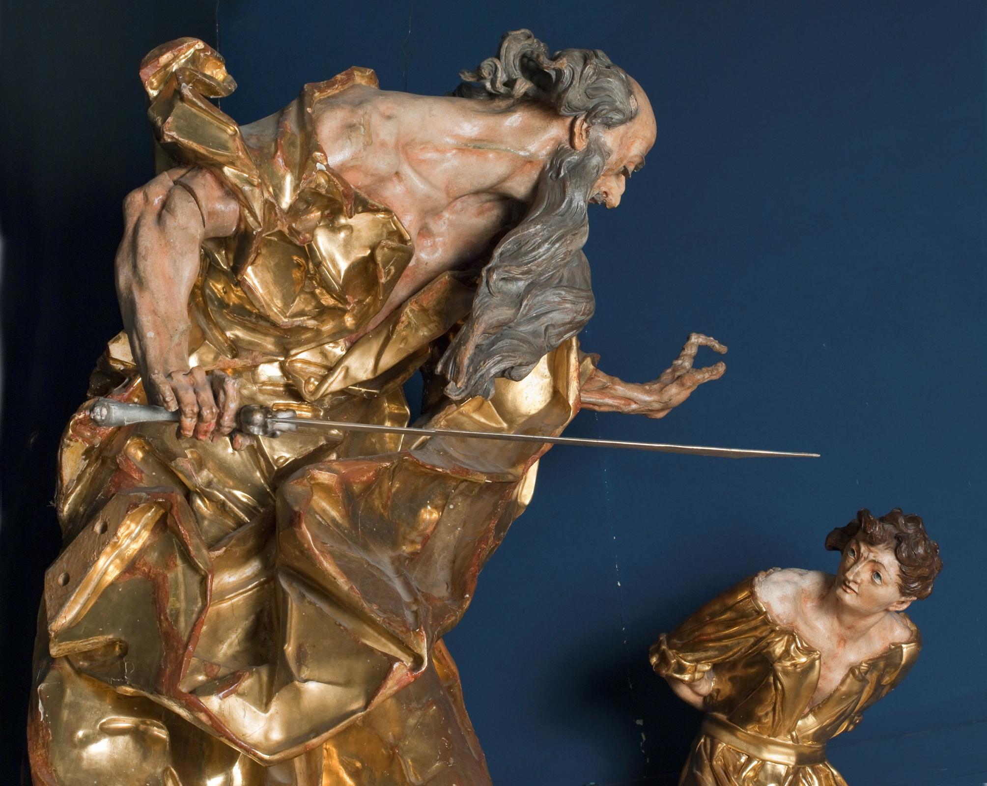 Небесный скульптор»: выставка работ Иоганна Пинзеля откроется в ...