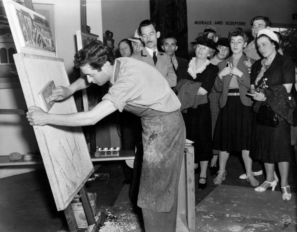 Должен ли художник выжить, или как США спасли культуру в 1930-х