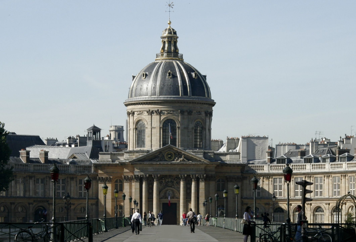 The French Academy of Fine Arts today