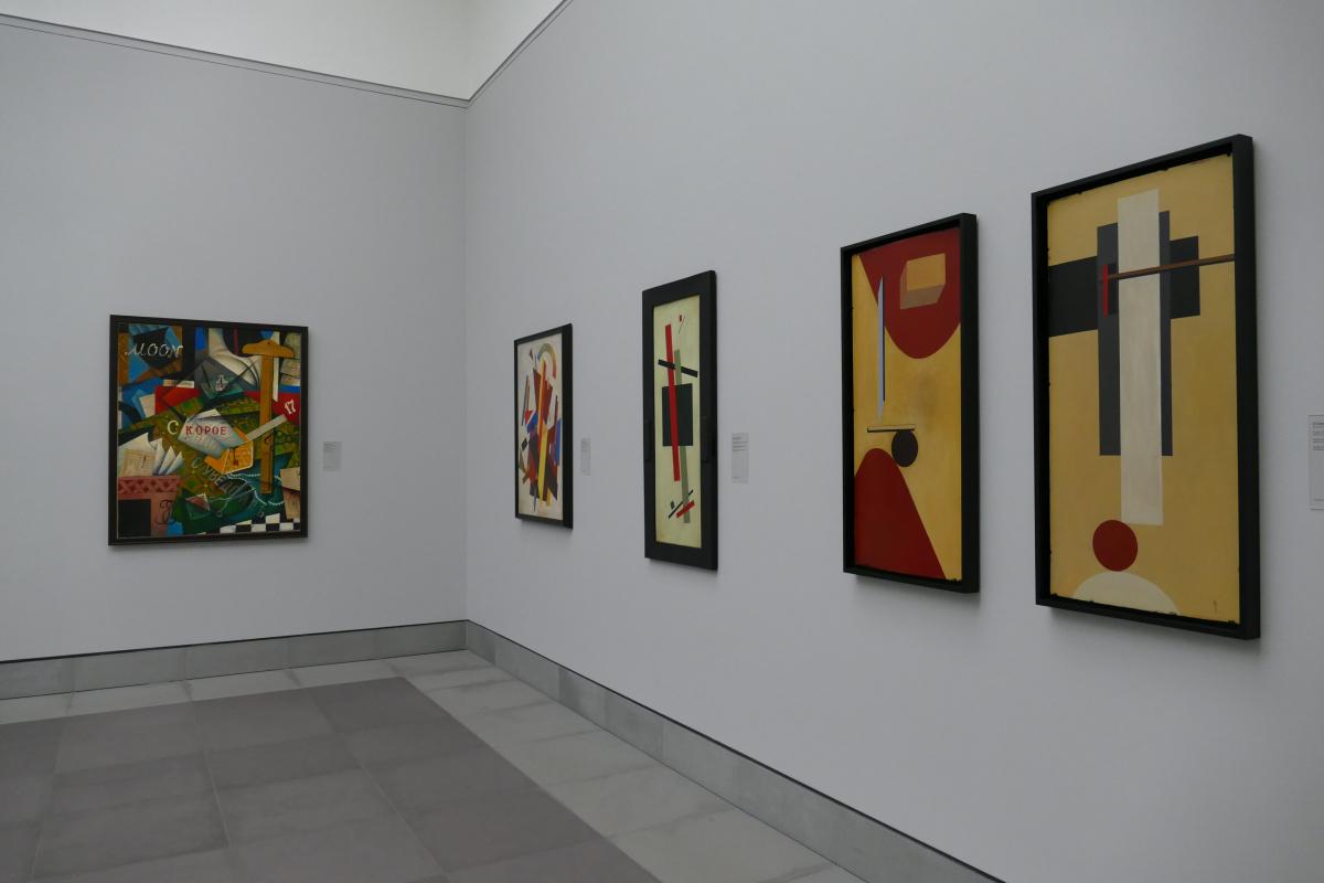 Выставка русского авангарда в Гентском музее может оказаться полностью фальшивой