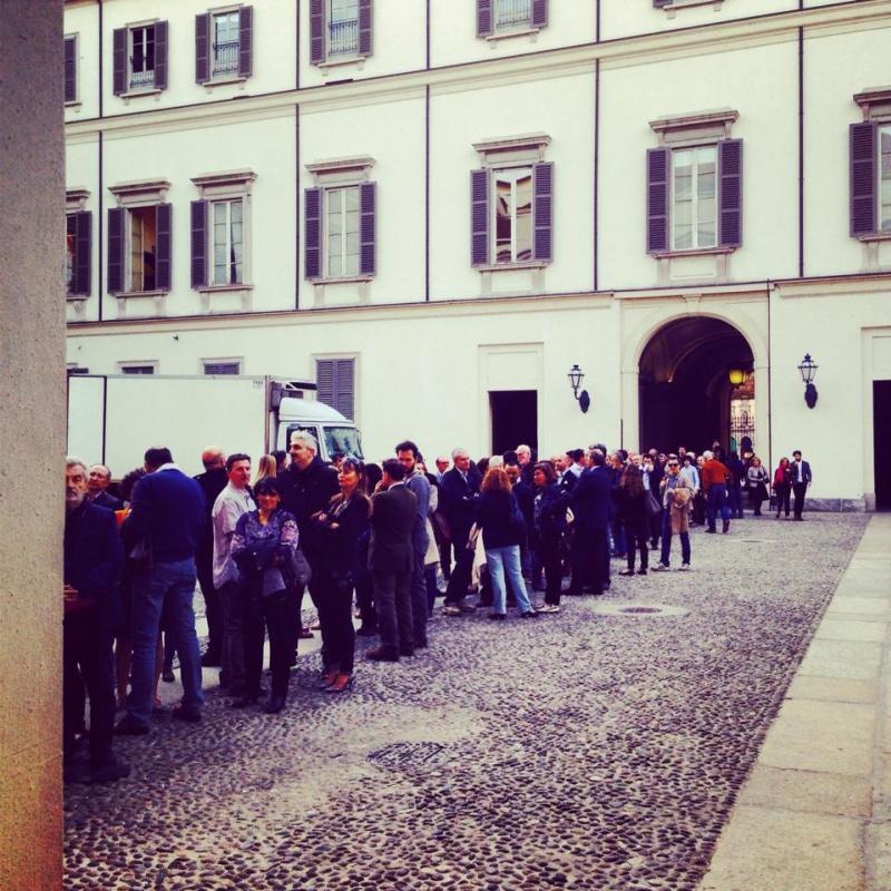 Крупнейшая ретроспектива Бернардо Луини в Милане: Мадонны школы Леонардо