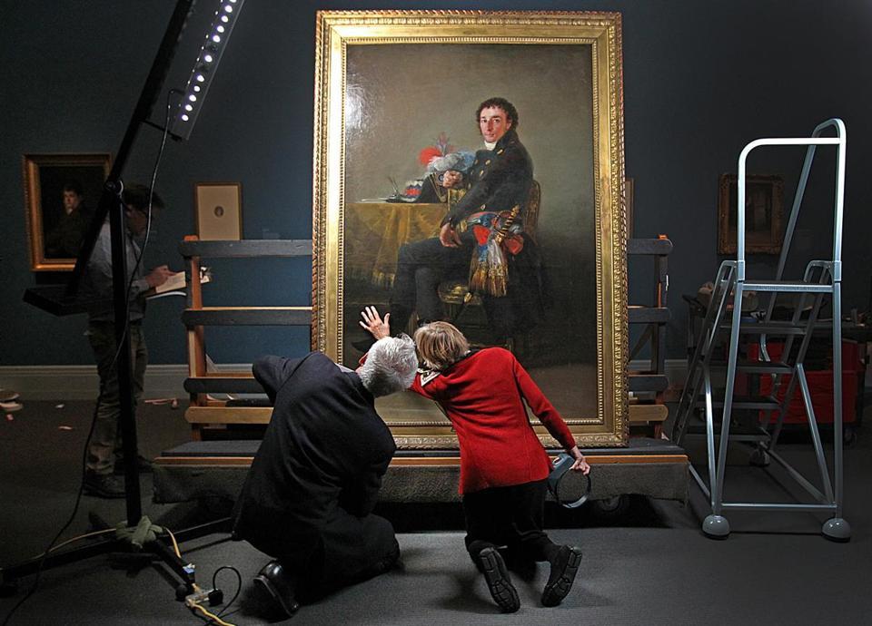 Испанец покоряет Америку: невероятная выставка Гойи в Бостоне