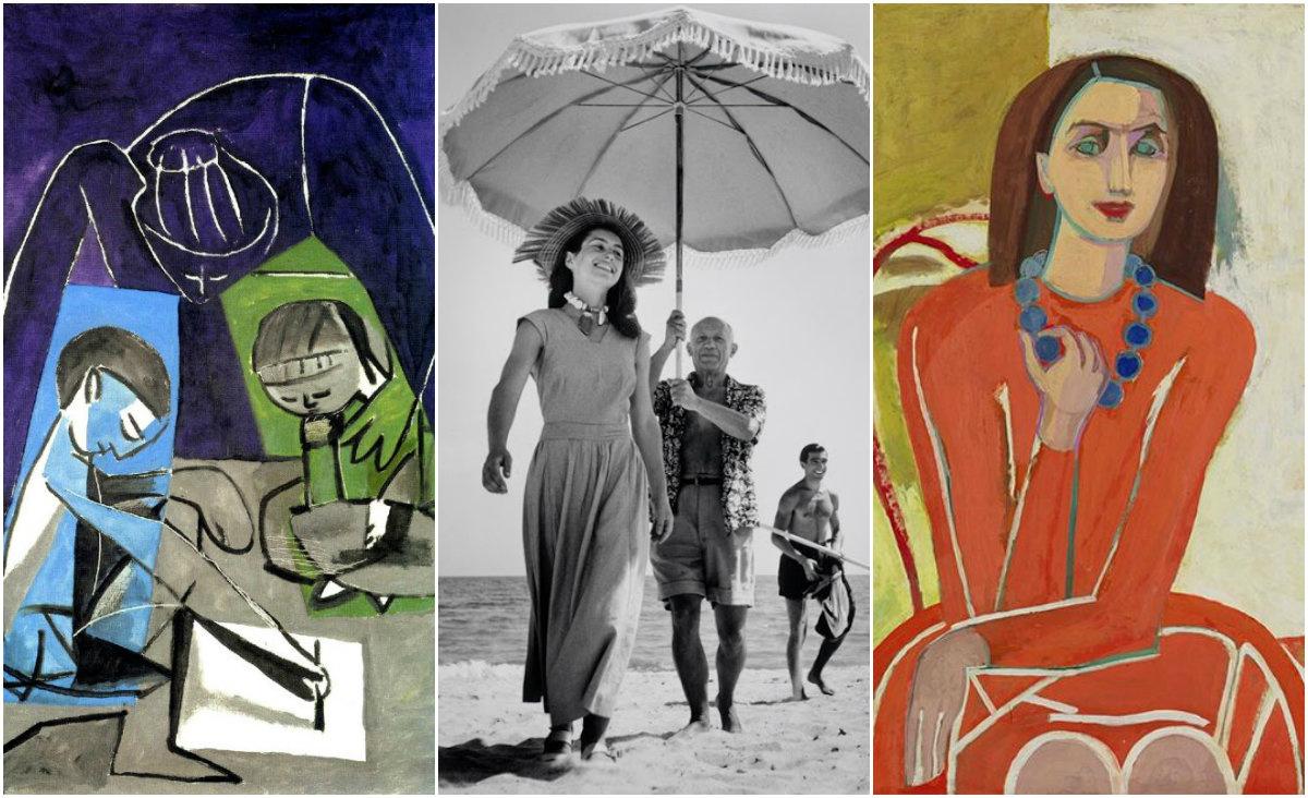Françoise Gilot. Surviving Picasso