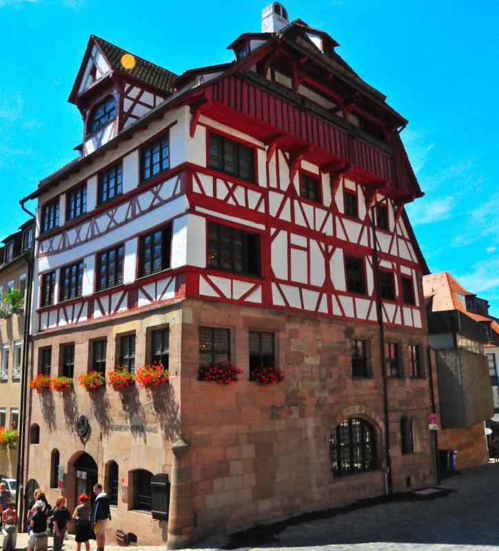 Купить дом возле нюрнберга