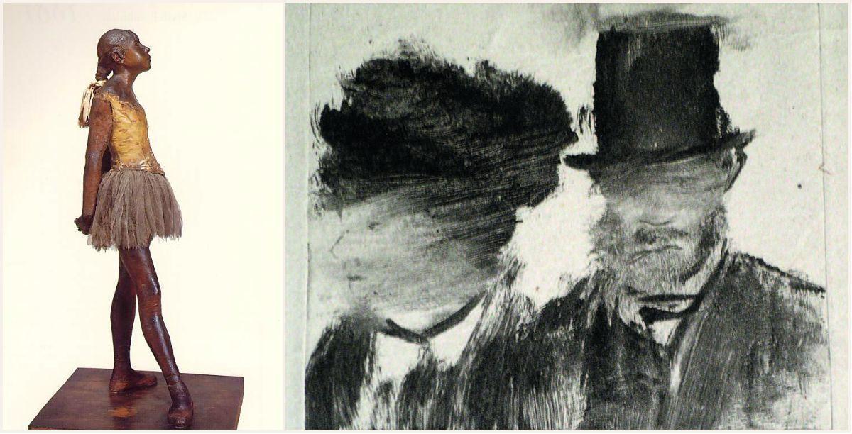 Внимание на Дега! В Калифорнии пройдёт выставка рисунков художника, а Sotheby's готовится продать его скульптуру