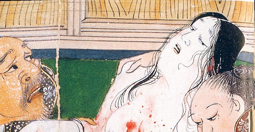 Эпоха Эдо и «Генеалогия эксцентриков: от Матабэя до Куниёси»