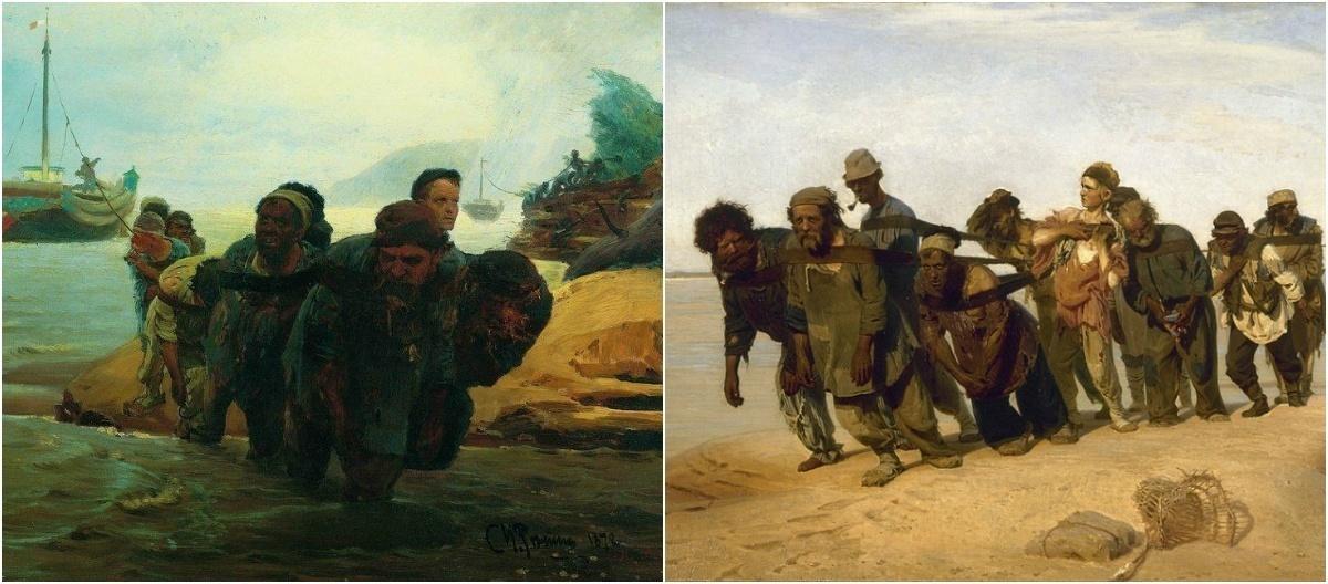 Выставка к 170-летию Репина в Самаре: другие «Бурлаки», ажиотаж вокруг Гоголя и именитые ученики художника