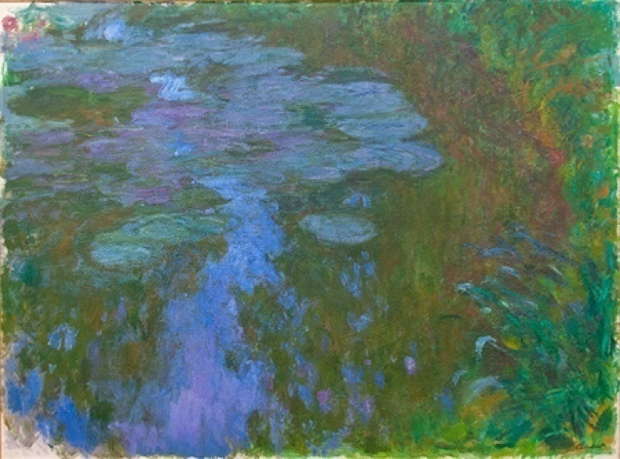 Клод Моне в Эрмитаже: плюс три картины времен Живерни