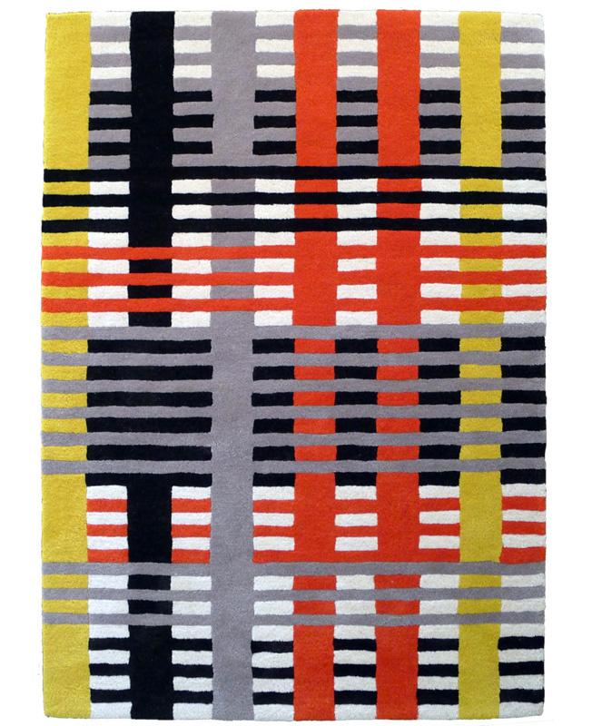 Дизайн текстиля Анни Альберс. 1926