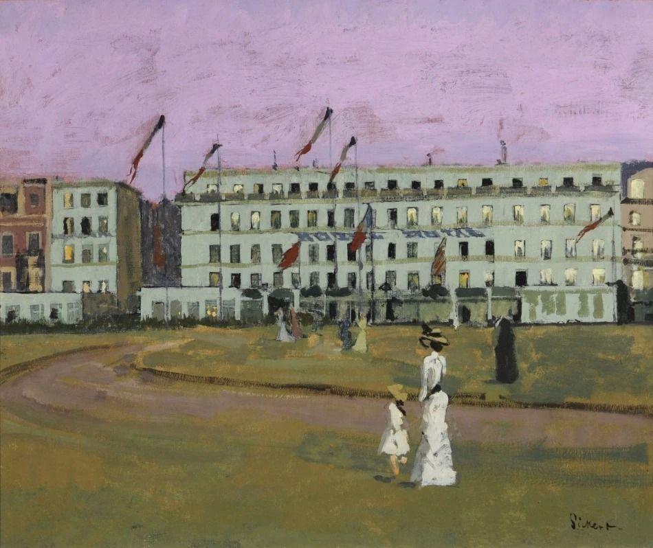 Любовный роман Уолтера Сикерта с Дьеппом: выставка английского импрессиониста в Великобритании