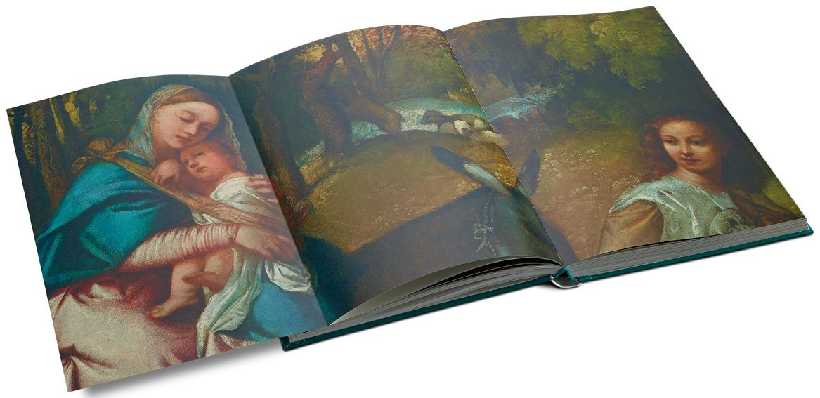 К 250-летию Эрмитажа издан альбом – драгоценный как по качеству репродукций, так и по цене