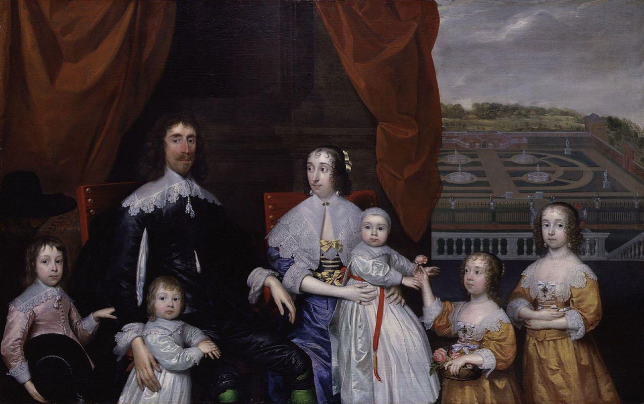 Корнелиус Джонсон: портретист Карла I удостоился первой персональной выставки спустя 350 лет