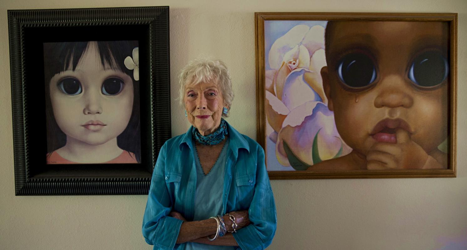 «Большие глаза» Тима Бёртона: реальная история об искусстве и искусстве обмана