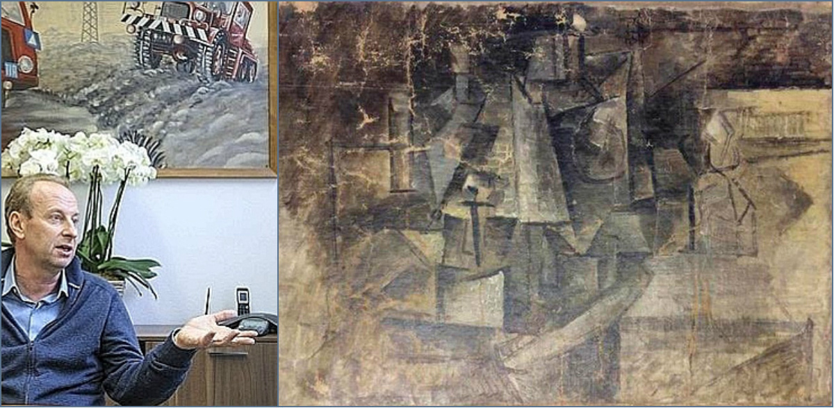 Варварство в Ираке, найденный Пикассо и мошенники, обманутые мошенниками: обзор арт-криминала за неделю