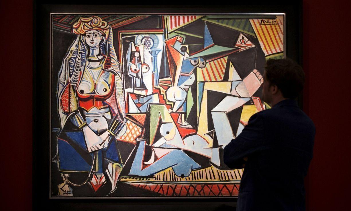 Мировой рекорд: «Алжирские женщины» Пикассо стали самой дорогой картиной, проданной с молотка