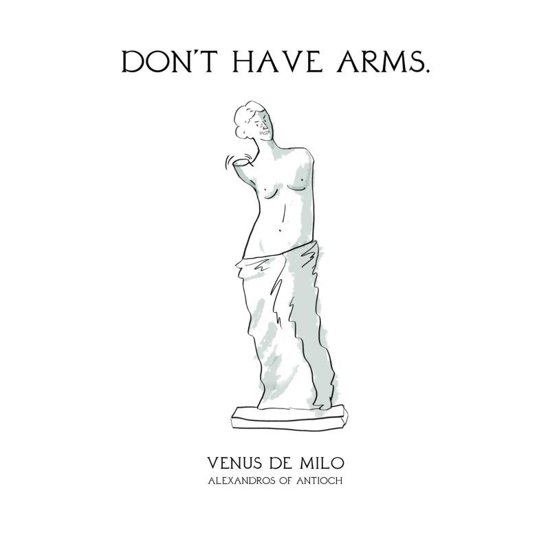 Не иметь рук. «Венера Милосская», Александрос Антиохийский