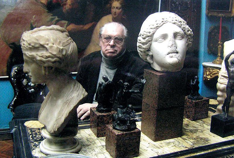 Сокровище или мистификация: коллекция Белютина, завещанная   российскому президенту, или что делают Рубенс и да Винчи в бывшей   московской коммуналке?