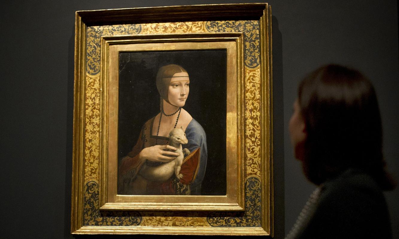 Коллекцию Чарторыйских показывают в обновленном музее в Кракове