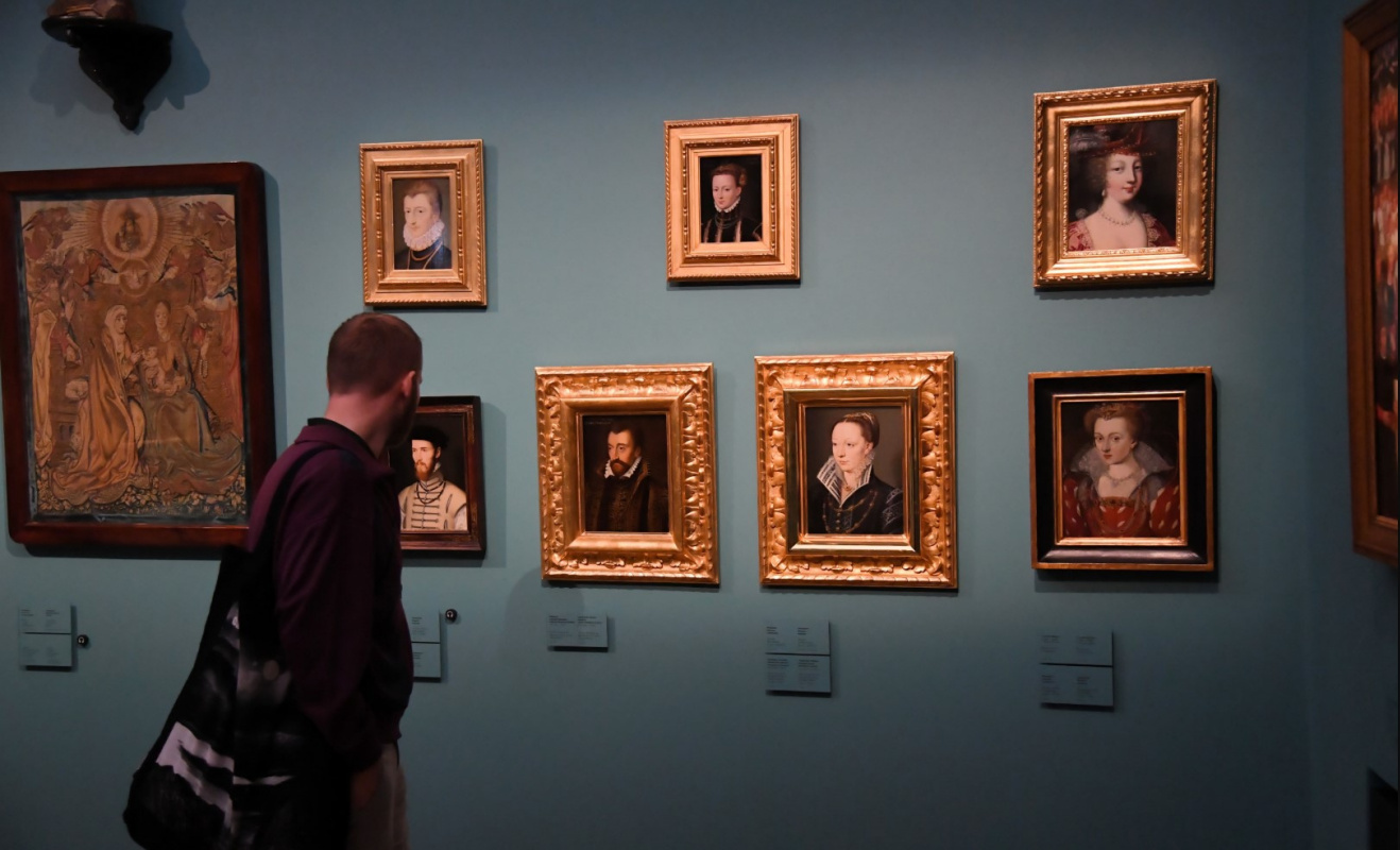 Фото обновленного музея: здание иэкспозиции. Источники фото— thefirstnews (1, 2)
