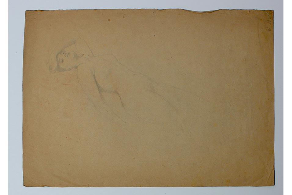 «Валентинка» от Климта: 14 февраля в Сан-Франциско будет выставлен неизвестный рисунок художника