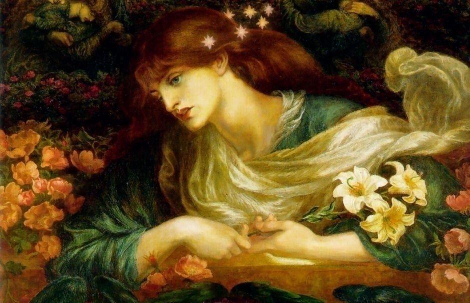 Муза и любовница прерафаэлита Россетти на выставке в Ливерпуле. Плюс 10 фактов о Джейн Моррис