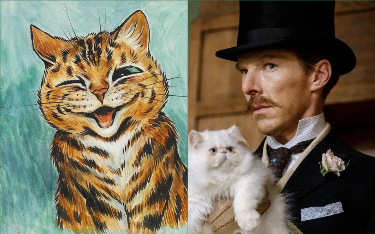 Луис Уэйн. Человек, который любил кошек