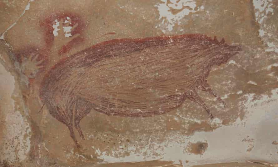 Самый древний фигуративный рисунок находится в Индонезии, подтвердили ученые