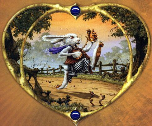 Страна чудес: Пасхальные зайцы и Правила жизни Алисы