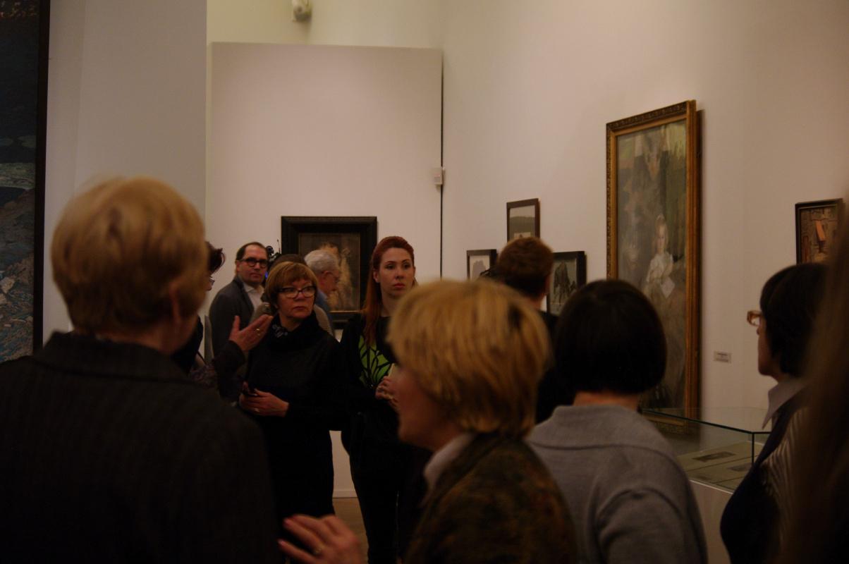 Лев Бакст в Санкт-Петербурге: от портретов и пейзажей до тканей и костюмов