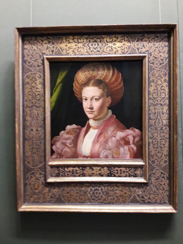 Работы Пармиджанино вэкспозиции Венского музея истории искусств Фото: Потехина Ольга