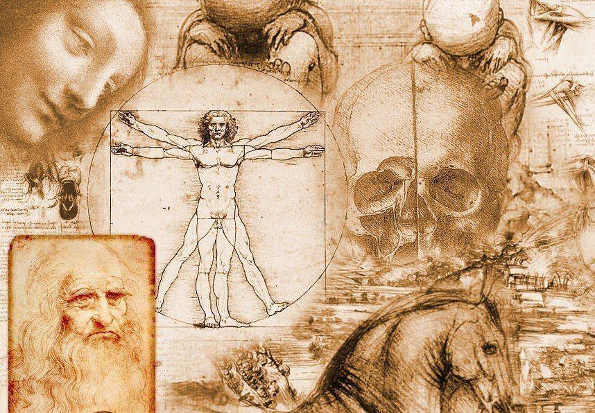 """Настоящий «код да Винчи»: кто привёз рисунки итальянского гения в Британию? Сенсационный детектив к """"гастролям"""" коллекции"""