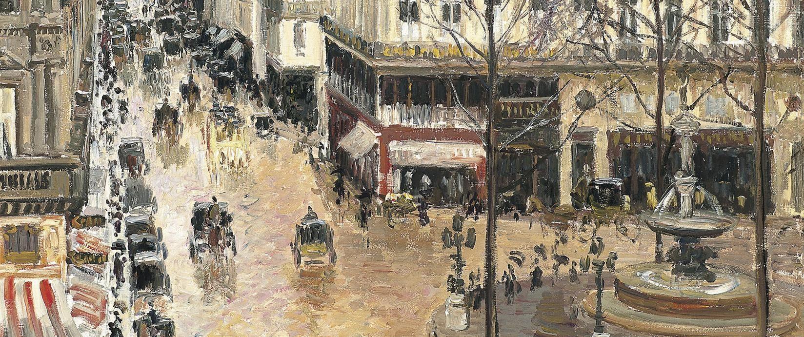 Картина  Писсарро остается в музее Мадрида