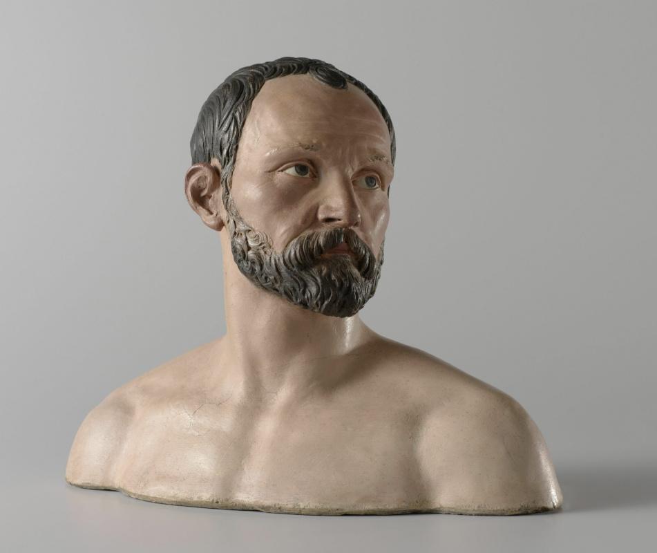 Ян Грегор ван дер Схардт, «Автопортрет» (ок. 1573). Рейксмузеум, Амстердам