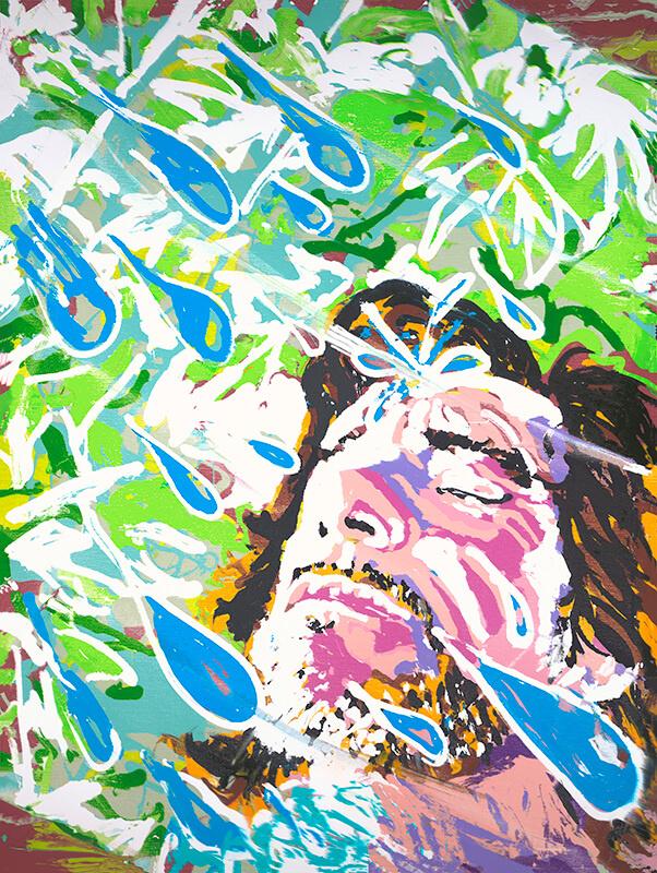 Актер Джим Керри покорил поклонников своими талантами художника и скульптора, выпустив документальный фильм «Я нуждался в цвете»