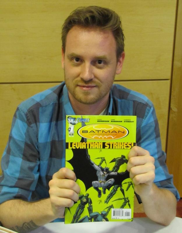 Как будет выглядеть «Бойцовский клуб-2»: знакомимся с художником, который рисует комикс по роману Паланика