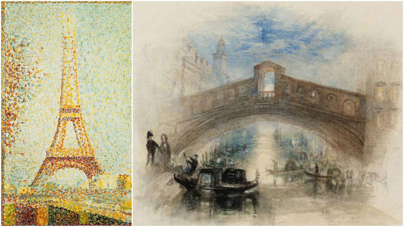 Собор Сан-Марко и мост Риальто готовы к Венецианской биеннале, а Эйфелева башня «уходит» на реставрацию