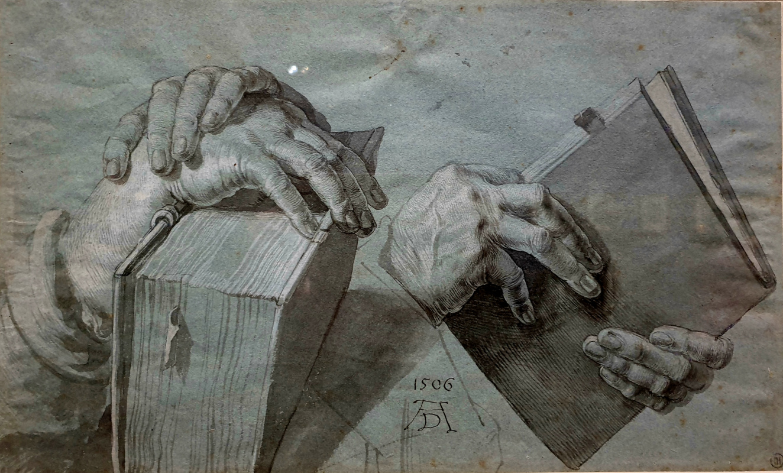 Photo from the exhibition ofthe works byAlbrecht Dürer inVienna. Photo byNatalia Arnaut.
