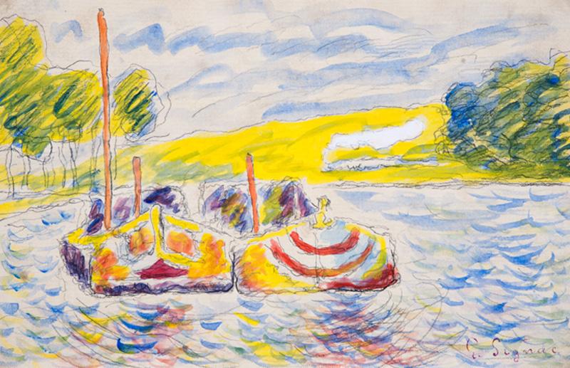Подделки в мире искусства: в Оклахоме выставлены работы знаменитых фальсификаторов ХХ века
