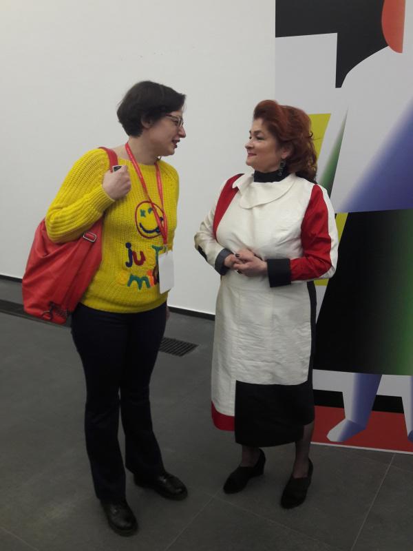 Ольга Потехина (Артхив), Ивона Малевич