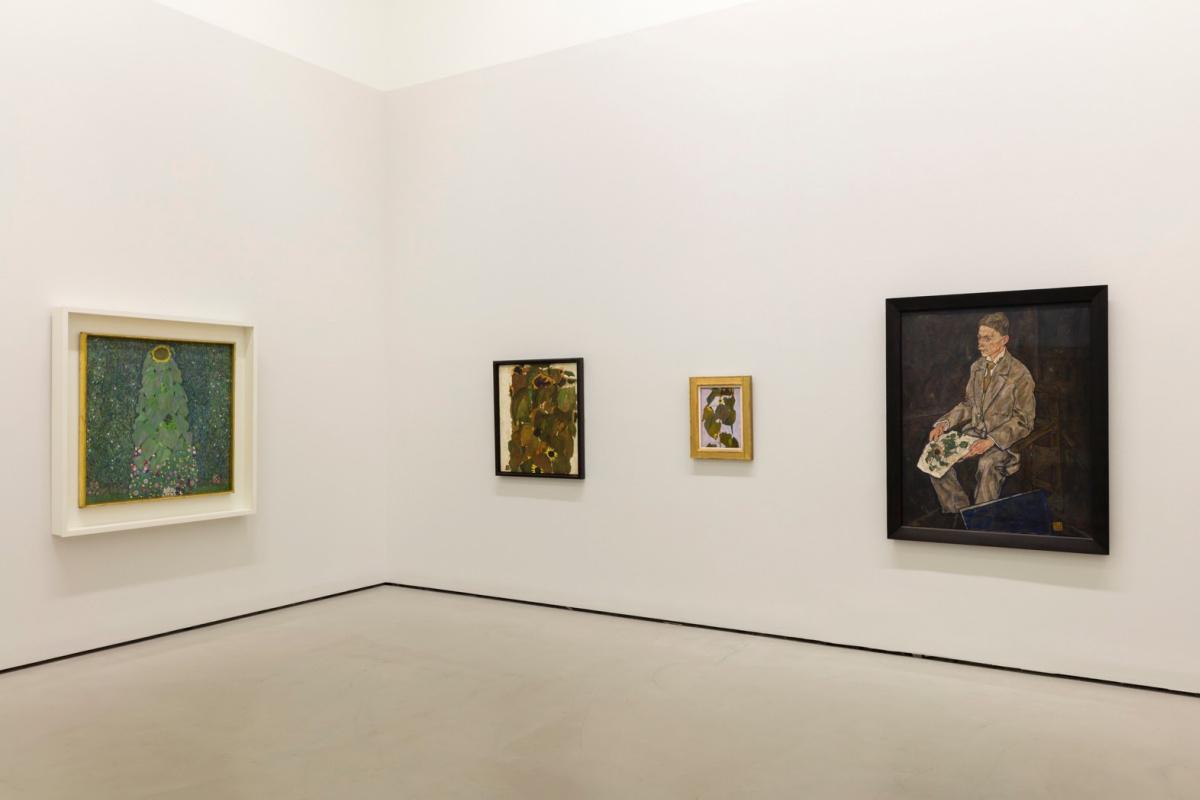 От Вальдмюллера до Климта: в Вене исследуют одержимость австрийцев цветочной живописью